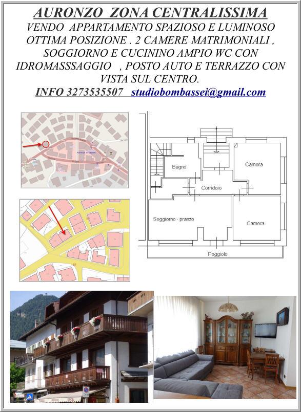 vendita appartamenti Auronzo di CAdore