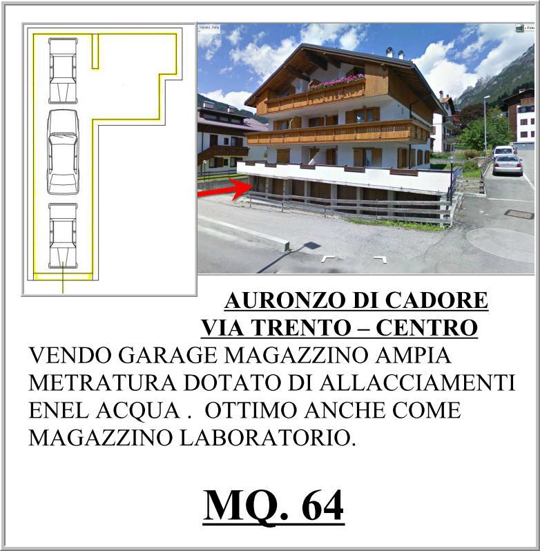 Garage Auronzo di Cadore